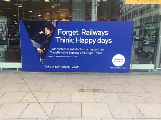 National Express passenger satisfaction